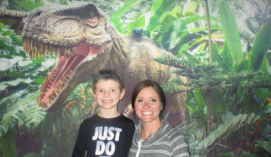Lemont Park District Dinosaur Event