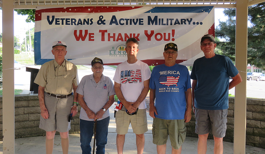 Thank You To Our Veterans and Active Military