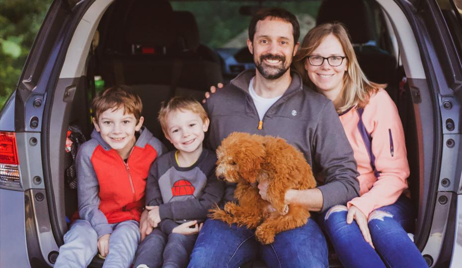 Lemont Park District Family