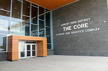Core Entrance