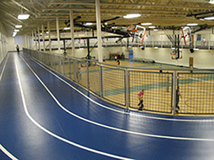 Lemont Park District Indoor Track